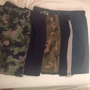 Boys 14-16H Shorts Five for the price of one